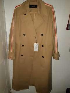 Coat ZARA BASIC original