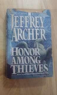 Honor Among Thieves Jeffrey Archer