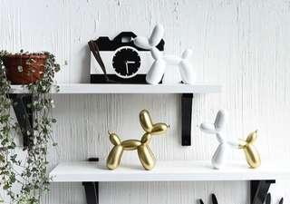 🚚 Nordic balloon dog sculpture