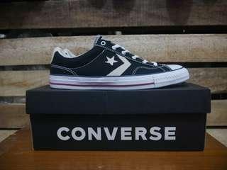 Converse Star Player kondisi baru with box size 43