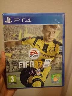 FIFA 2017 PS4 Nice Condition