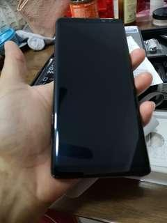 Note 8 black