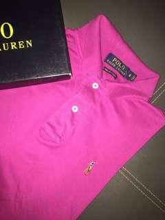 Ralph Lauren Pima Cotton Polo Shirt Authentic Preloved