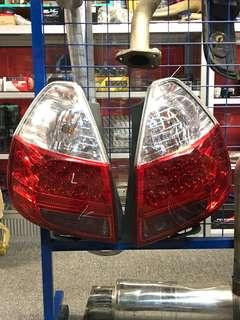 Rear lamp honda jazz GD