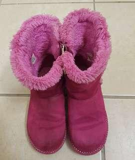 Mickey Mouse Winter Boots