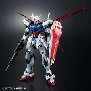 MG 1/100 Aile Strike clear v2.0