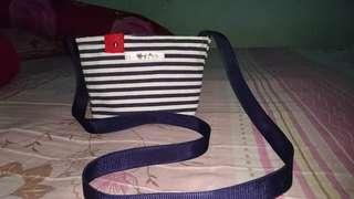 Sling bag navy mini