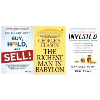 6 Best eBooks about Money and Investing (epub format)