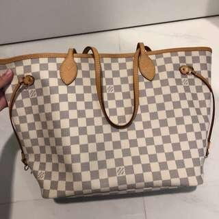 334912b886d3 Lv louis vuitton neverfull mm
