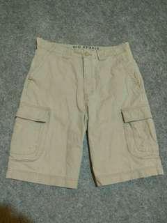 GIORDANO Short Cargo Pants Size 30