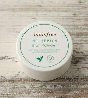 INNISFREE No Sebum Blur Powder 5G
