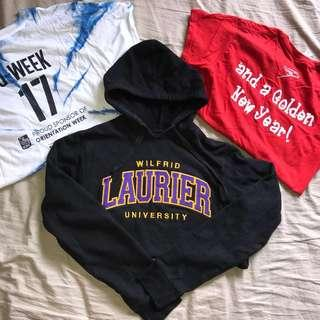 wilfrid laurier university clothes