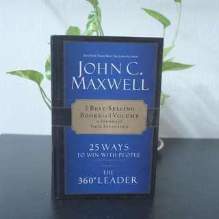 25ways to win with people -the leader- john C maxwell