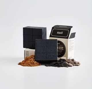 READY STOCKS | Klairs Gentle Black Sugar Charcoal Soap