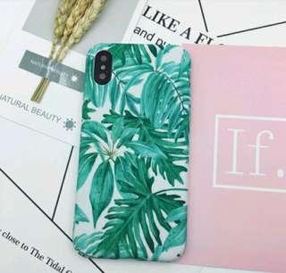 iPhone Case Leaf Tropical Design #EVERYTHING18
