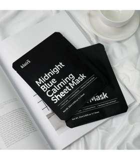 READY STOCKS | Klairs Midnight Blue Calming Sheet Mask