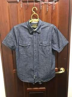 🚚 timberland 藍色襯衫