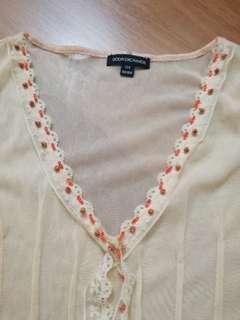 Soda V neck blouse #EVERYTHING18