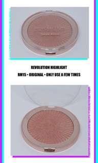 Revolution Highlights