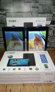 Tablet Coby Brandnew nd Assorted Toys Sa Murang Halaga