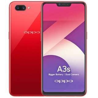 OPPO A3a 3/32 GB Kredit Cepat Bunga 0% Langsung bawa