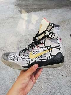 Kobe 9 Elite Gold Fundamentals