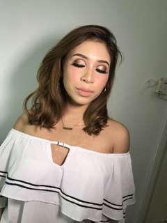makeup service