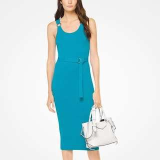 MICHAEL KORS BODYCON WITH BELT