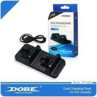 Dobe Dual Charging Dock (For Ps4 Pro/Slim)