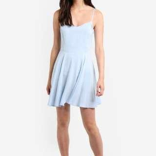 Factorie Spring Time Lace Up Dress