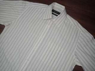 Kemeja Formal Kantor The Executive Shirt no Uniqlo Zara Man