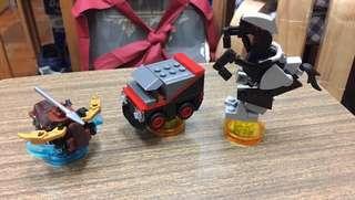 Lego Dimensions 3件