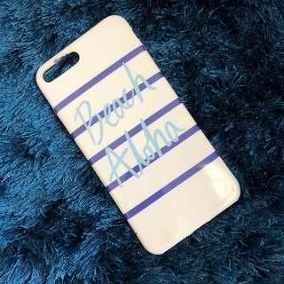 beach aloha iphone case