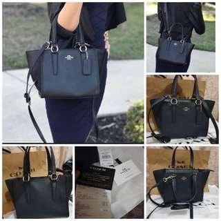 Coach crossby carryall 21