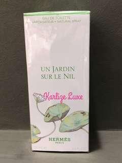 Authentic Hermes Un Jardin Sur Le Nil
