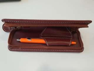 Pen case - 2 pens