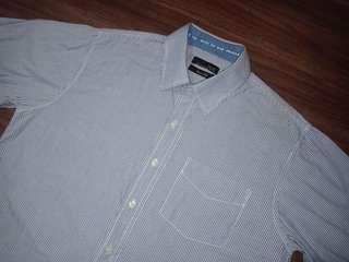 Kemeja Formal Kantor Hammer Shirt not Uniqlo Zara Man H&M