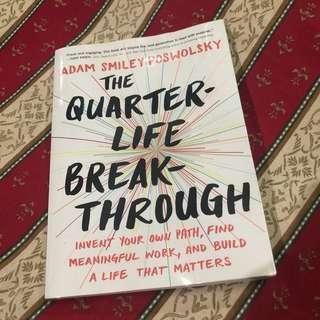The Quarter Life Breakthrough by Adam Poswolsky