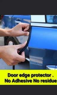Door edge protector