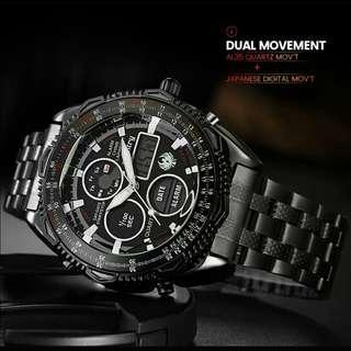 Luxury Military Men's Watch