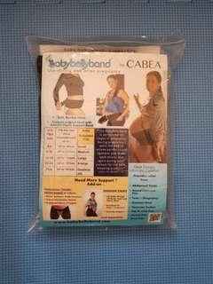 Cabea Belly Baby Band Large