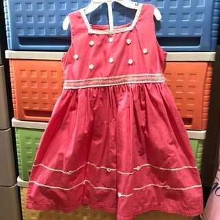 Dress for 4 years old 3t 4t 5t