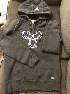 TNA grey hoodie size- small
