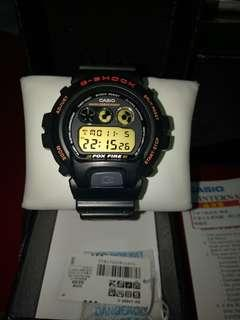 Gshock dw 6900B made in japan