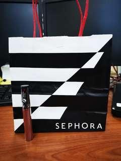 *SG Authentic* Sephora Cream Matte Lipstain: Coral Sunset