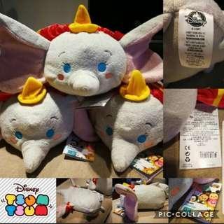 *Perfect Christmas Gift* Disney Tsum Tsum Dumbo Plush Toy (Medium)