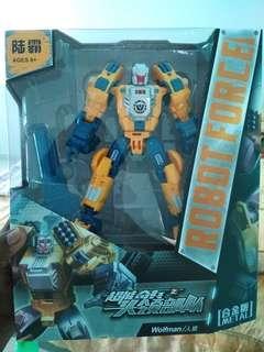 Transformers wei jiang wierdwolf