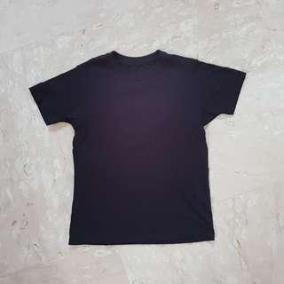 Uniqlo Basic Black Top #single11