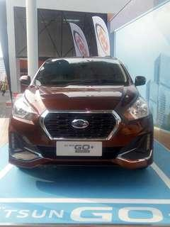 All New Datsun GO+ T Style Manual