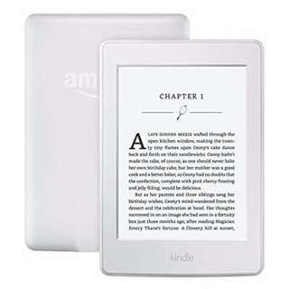 (Free eBooks) Sealed Amazon Refurbished Kindle Paperwhite White Colour